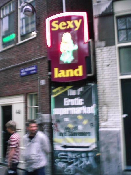 Amsterdam suck and fuck