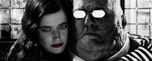 The Unofficial Sin City: A Dame to Kill For Drinking Game